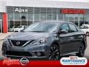 Used 2017 Nissan Sentra 1.6 SR Turbo*Navigation*Leather for sale in Ajax, ON