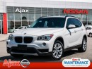 Used 2014 BMW X1 xDrive28i*Pearl White*Accident Free* for sale in Ajax, ON