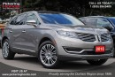 Used 2016 Lincoln MKX Reserve LEATHER NAVI SUNROOF for sale in Pickering, ON