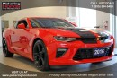 Used 2016 Chevrolet Camaro 2SS LEATHER NAVI REMOTE STARTER for sale in Pickering, ON