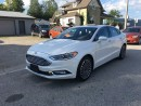 Used 2017 Ford Fusion SE  LUXURY  A.W.D. for sale in Belmont, ON