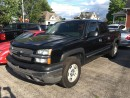 Used 2005 Chevrolet Silverado 1500 LT  Z71  4X4 for sale in Belmont, ON