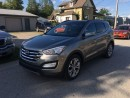 Used 2014 Hyundai Santa Fe Sport PREMIUM   A.W.D. for sale in Belmont, ON