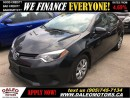 Used 2014 Toyota Corolla LE | BACK UP CAMERA | HEATED SEATS for sale in Hamilton, ON