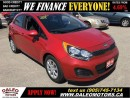Used 2014 Kia Rio LX | HEATED SEATS | BLUETOOTH for sale in Hamilton, ON