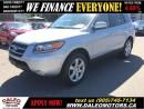Used 2009 Hyundai Santa Fe AWD | LEATHER | 3.3 L for sale in Hamilton, ON
