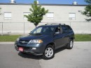 Used 2006 Acura MDX Only108000km,AWD,7Passenger,warranty Available for sale in North York, ON