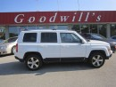 Used 2016 Jeep Patriot HIGH ALTITUDE! CLEAN CARPROOF! for sale in Aylmer, ON
