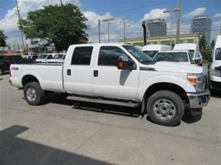 Used 2015 Ford F-350 Crew Cab 4x4 gas long box XLT loaded for sale in Richmond Hill, ON