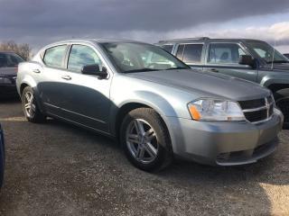 Used 2009 Dodge Avenger SXT for sale in Brantford, ON