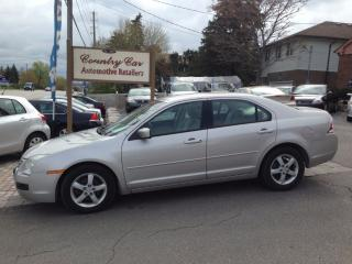 Used 2008 Ford Fusion SE Certified and Clean, Very low kms - Financing for sale in Bradford, ON