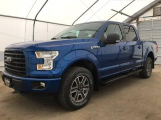 New 2017 Ford F-150 XLT for sale in Meadow Lake, SK
