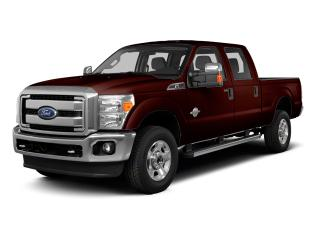 Used 2013 Ford F-350 Super Duty SRW Platinum Crew Cab 6.5' Box for sale in Meadow Lake, SK