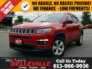 Used 2017 Jeep New Compass ALL NEW Compass ! Back UP CAM - EXT Warranty -  Re for sale in Belleville, ON