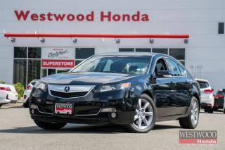 Used 2013 Acura TL Base - Local, Collision Free! for sale in Port Moody, BC