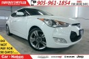 Used 2012 Hyundai Veloster TECH PKG| NAV| SUNROOF| REAR CAM| FULLY LOADED| for sale in Mississauga, ON