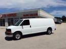 Used 2017 GMC Savana 2500 Ext Cargo for sale in Owen Sound, ON