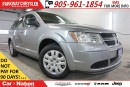 Used 2015 Dodge Journey CVP/SE| 7-SEATER| TRI-CLIMATE| 1-OWNER| for sale in Mississauga, ON