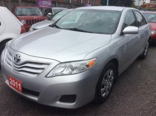 Used 2011 Toyota Camry LE/CLEAN CARPROOF /AUX/Alloys /Mint Condition!!! for sale in Scarborough, ON