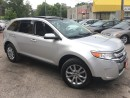 Used 2011 Ford Edge Limited/AWD/NAVI/BACKUPCAMERA/LEATHER/PANOSUNROOF for sale in Scarborough, ON