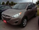 Used 2013 Hyundai Tucson GL for sale in Georgetown, ON