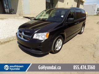 Used 2013 Dodge Grand Caravan SE/SXT for sale in Edmonton, AB