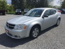 Used 2008 Dodge Avenger SE LOW KMS for sale in Gormley, ON
