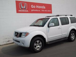 Used 2007 Nissan Pathfinder SE for sale in Edmonton, AB