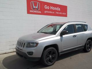 Used 2014 Jeep Compass Sport/North for sale in Edmonton, AB