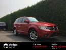 Used 2014 Dodge Journey SXT + SUNROOF + NAV + DVD PLAYER + BACK-UP CAMERA + REAR PARK ASSIST for sale in Surrey, BC
