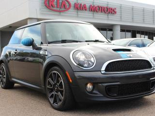 Used 2013 MINI Hatch S, 6 SPEED, DUAL SUNROOF, AIR CONDITIONING, AUX /USB for sale in Edmonton, AB