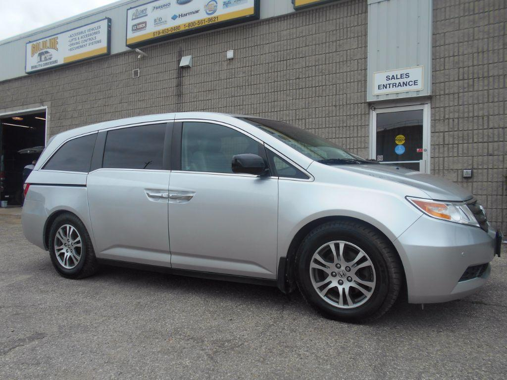 Honda London Ontario >> Used 2011 Honda Odyssey EX-L/ RES Mobility Equipped for Sale in London, Ontario | Carpages.ca
