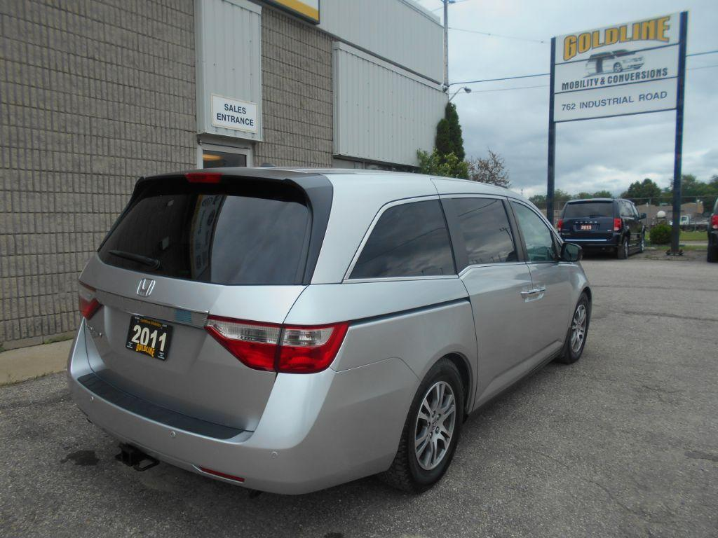 Used 2011 Honda Odyssey Ex L Res Mobility Equipped For
