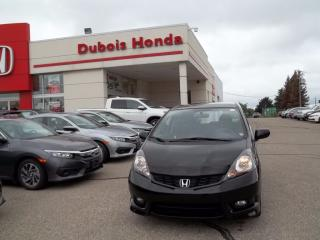 Used 2014 Honda Fit Sport for sale in Woodstock, ON