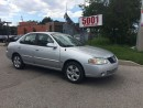 Used 2006 Nissan Sentra AUTO,SAFETY+3YEARS WARRANTY INCLUDED for sale in North York, ON