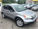 Used 2007 Honda CR-V EX/ AUTO/SUNROOF/ALLOYS/4WD/CLEAN for sale in Scarborough, ON