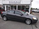 Used 2007 Pontiac G6 SE for sale in Mono, ON