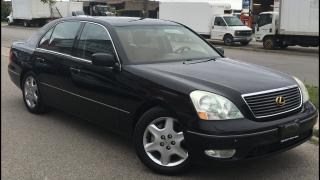 Used 2003 Lexus LS 430 Premium with navi for sale in North York, ON