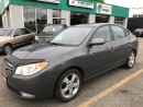 Used 2009 Hyundai Elantra LEATHER l NAVIGATION for sale in Waterloo, ON