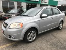 Used 2009 Chevrolet Aveo LT for sale in Waterloo, ON