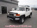 Used 2008 Toyota FJ CRUISER BASE 4D UTILITY 4.0L for sale in Calgary, AB
