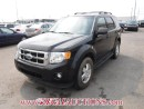Used 2011 Ford ESCAPE XLT 4D UTIL FWD 4CYL AT 2.5L FWD for sale in Calgary, AB
