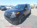 Used 2015 Ford EXPLORER SPORT 4D UTILITY AWD V6 3.5L for sale in Calgary, AB