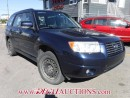 Used 2006 Subaru FORESTER X 4D UTILITY AWD for sale in Calgary, AB