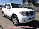 Used 2007 Nissan PATHFINDER SE 4D UTILITY for sale in Calgary, AB