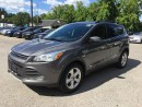 Used 2014 Ford ESCAPE SE * REAR CAM * NAV * BLUETOOTH * SAT RADIO SYSTEM for sale in London, ON