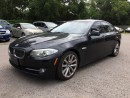 Used 2011 BMW 5 SERIES 535I * RWD * LEATHER * REAR CAM * SUNROOF * BLUETOOTH for sale in London, ON