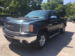 Used 2010 GMC SIERRA 1500 SLE * EXT CAB * 4WD for sale in London, ON