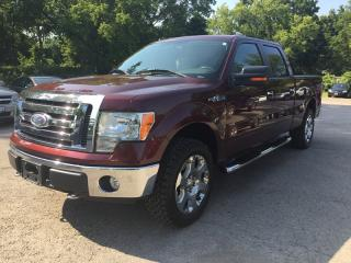 Used 2009 Ford F-150 XLT * 4WD * 1 OWNER SINCE NEW for sale in London, ON