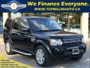 Used 2011 Land Rover LR4 Navigation, Dual Sunroof, 93K kms for sale in Concord, ON